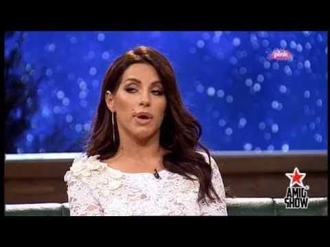 Ami G Show S07 - Seka Aleksic imitira Lepu Brenu, Miru Skoric i Zlatu Petrovic