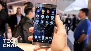 Sony Xperia XA2 & XA2 Ultra Hands-On Review (2018) | The Tech Chap