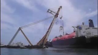 Avanzamento lavori   OLT Offshore LNG Toscana