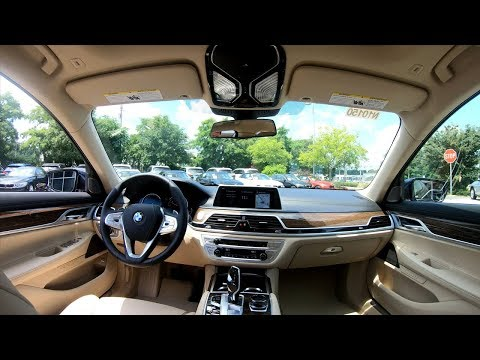 2019 BMW 740i Full Review (4K) (Full Review & Test Drive)
