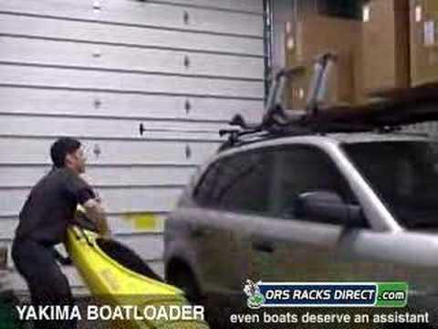 Yakima BoatLoader CanoeKayak Loading Assist Review