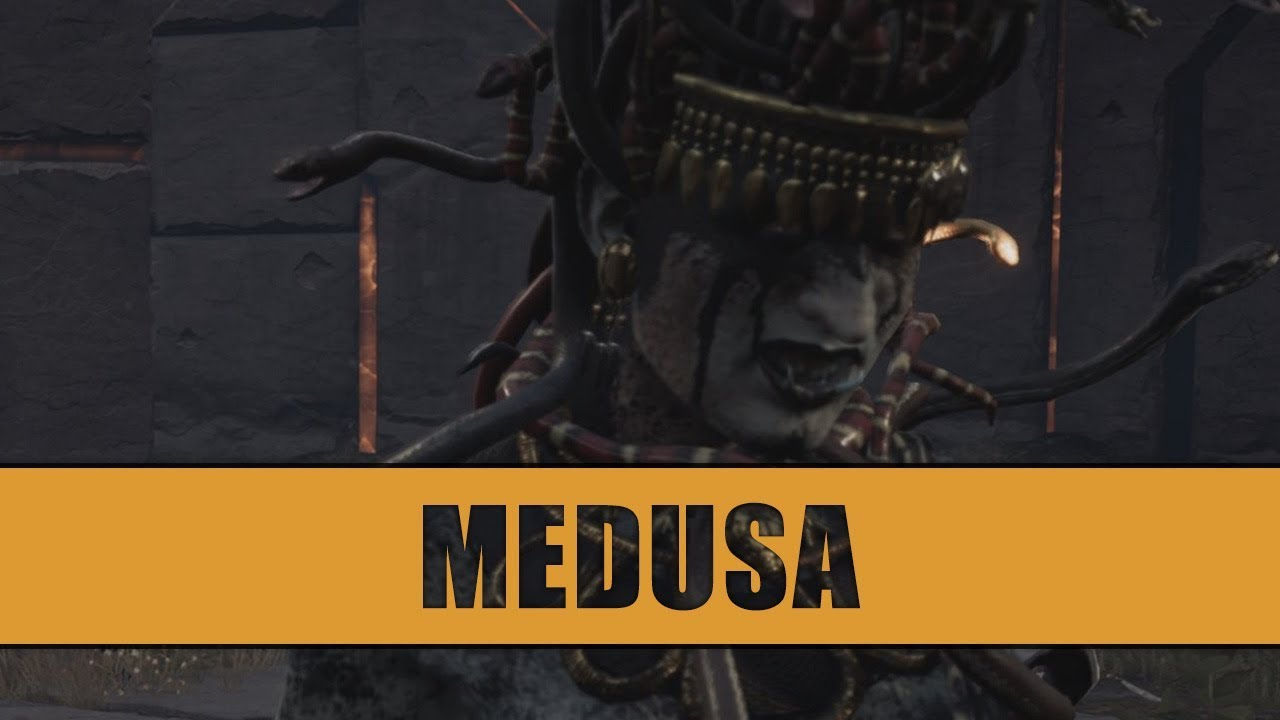 How To Find And Kill Medusa In Assassin S Creed Odyssey