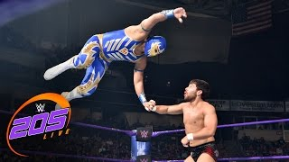 Gran Metalik vs. Noam Dar: WWE 205 Live, May 16, 2017