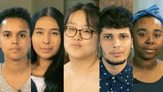 New York City Students and Alumni on the Specialized High School Test