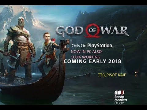 How To Download God Of War 4 For Pc 2018 100 Working Youtube