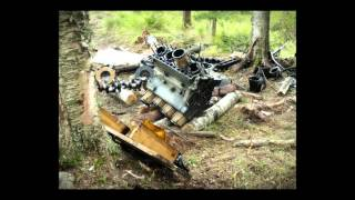 Россия Сибирь  ремонт МТЛБ  сп-14 2014