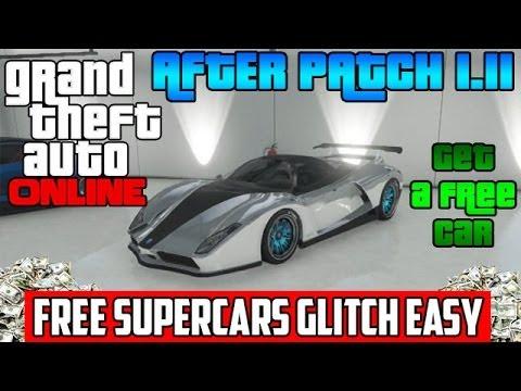 GTA 5 Online: FREE SUPER CAR GLITCH - Get a Free Car in GTA VOnline - 동영상