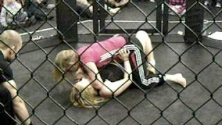 Hannah Jackson vs Rachel Rush Submission Wrestling at GoW Reading