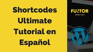 видео Плагин шорткоды - shortcodes ultimate wordpress