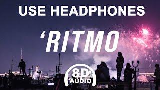 The Black Eyed Peas, J Balvin - RITMO (Bad Boys For Life) [8D AUDIO] 🎧