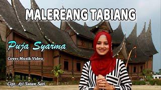 Malereang Tabiang - Puja Syarma (Cover Musik Video)