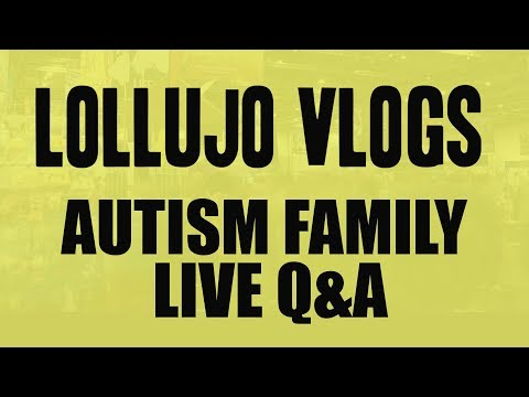 Autism Family Live Q&A | Friday 24th November | 8pm UK time