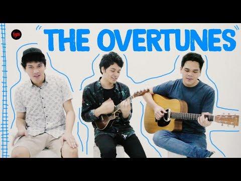 THE OVERTUNES   BUKAN SEKEDAR KATA OST SUSAH SINYAL LIVE ACOUSTIC HAI