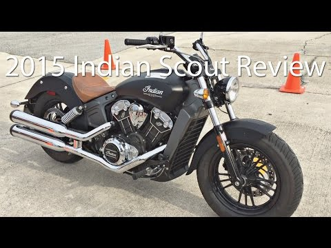 2015 Indian Scout Motorcycle Review With Stage 1 Package