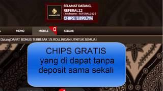 Cara Dapat Freebet Dan Freechips Tanpa Deposit Poker Ceme Qq Capsa Youtube