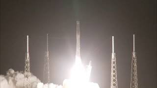 SpaceX Launches Resupply Mission to the ISS