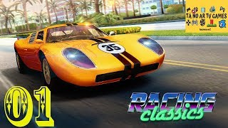#01 RACING CLASSICS DRAG RACE SIMULATOR HERE THIS WORLD AND WITHOUT LAW