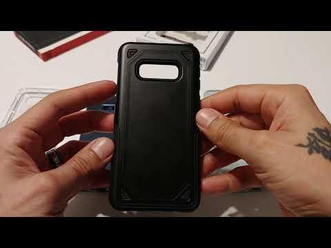 Case's for the Galaxy S10e and S10 : Casemate, Tozo,  and Como USA