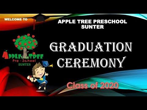 Apple Tree Preschool's Sunter Virtual Graduation - Class of 2020
