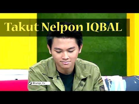 ALDY CJR Takut Nelpon IQBAL CJR - Rumpi 23 Juni 2017 Mp3