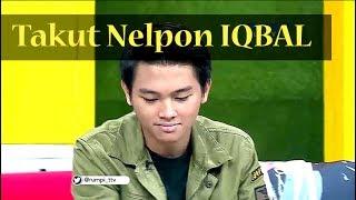 Video ALDY CJR Takut Nelpon IQBAL CJR - Rumpi 23 Juni 2017 download MP3, 3GP, MP4, WEBM, AVI, FLV Agustus 2017