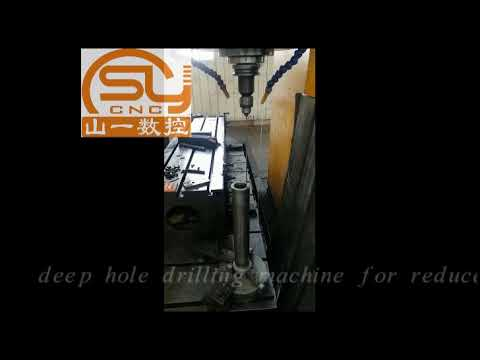 China automatic cheap 3 axis cnc deep hole drilling machine for steel structure