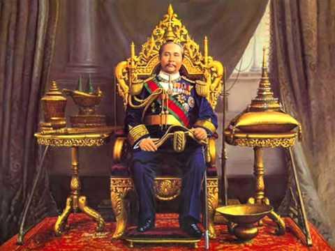 คาถาบูชาพระพุทธเจ้าหลวง รัชกาลที่ 5
