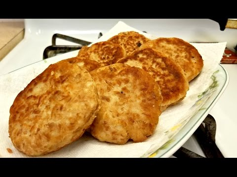#food #recipe  Crispy Tuna And Potato Cakes | Tortitas De Atun Y Papa