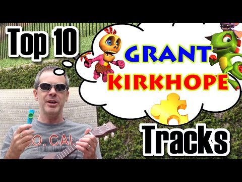 Top 10 Grant Kirkhope Tracks
