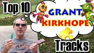 Top 10 Grant Kirkhope Tracks