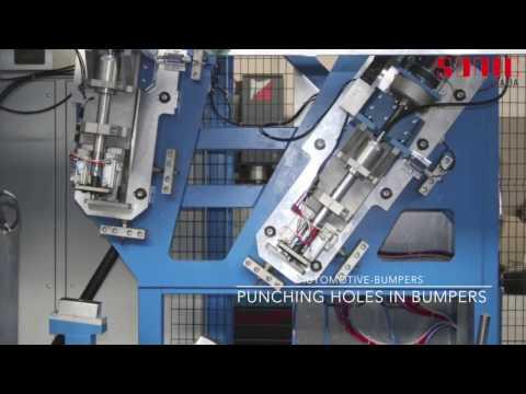 Ultrasonic Welding applications for plastic & automotive fields