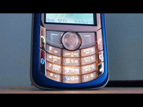 Nokia 6681. 2005 год. (обзор в 2018 году) Ретро смартфон, обзор / от Арстайл /