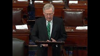 Senate Leaders: 'We're Deeply Saddened'