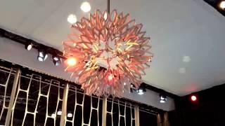 Подвесные потолочные светильники(Потолочные светильники - это необходимый функциональный элемент интерьера. Обязательно продумайте систем..., 2015-07-01T15:45:59.000Z)