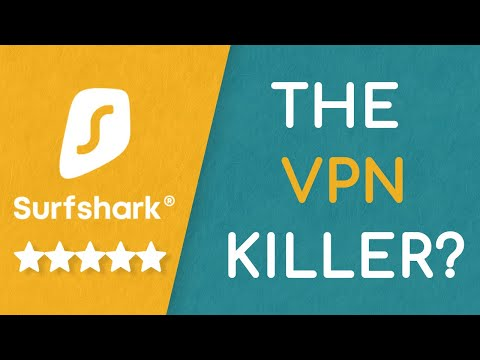 Surfshark VPN Review: Seriously Underrated!