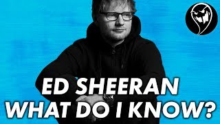 """Ed Sheeran - What Do I Know? (Punk Goes Pop Style) """"Pop Punk Cover"""""""