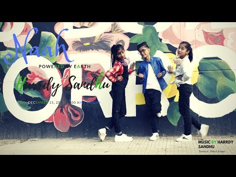 Naah - Harrdy Sandhu | Heart Touching|choreography BY Rahul aryan | Earth | Dance Short Film