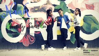 Naah - Harrdy Sandhu | Heart Touching  |choreography BY Rahul aryan | Earth | Dance Short Film