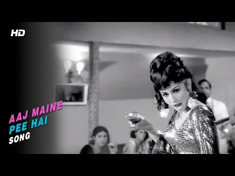 Aaj Maine Pee Hai  | Begunah (1970) | Bollywood Classics