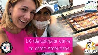 Dónde comprar carne de cerdo Americana - Mamá Gallina