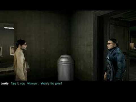 Deus Ex Nonlethal Walkthrough Lebedevs Airfield 14 Youtube