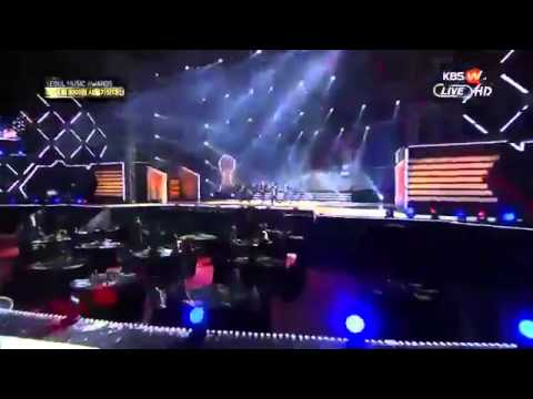 150122 BTS Boy In Luv @Seoul Music Awards