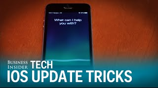 5 tricks your iPhone can do with the latest iOS update