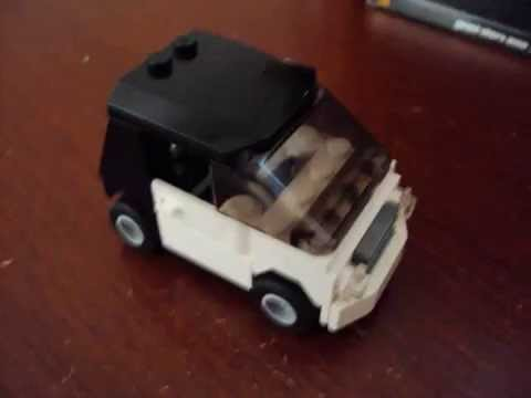 how to build lego city small car 3177 youtube. Black Bedroom Furniture Sets. Home Design Ideas