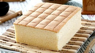 Video Cotton Sponge Cake Recipe download MP3, 3GP, MP4, WEBM, AVI, FLV September 2018