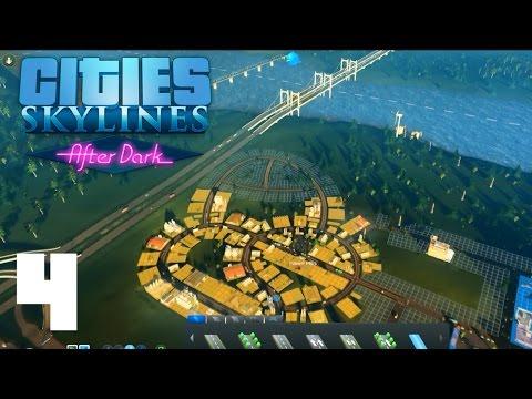 Cities: Skylines After Dark #4, Pen-Island Farm