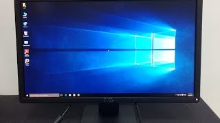 """Dell E2314H 23"""" LCD Monitor Unboxing"""