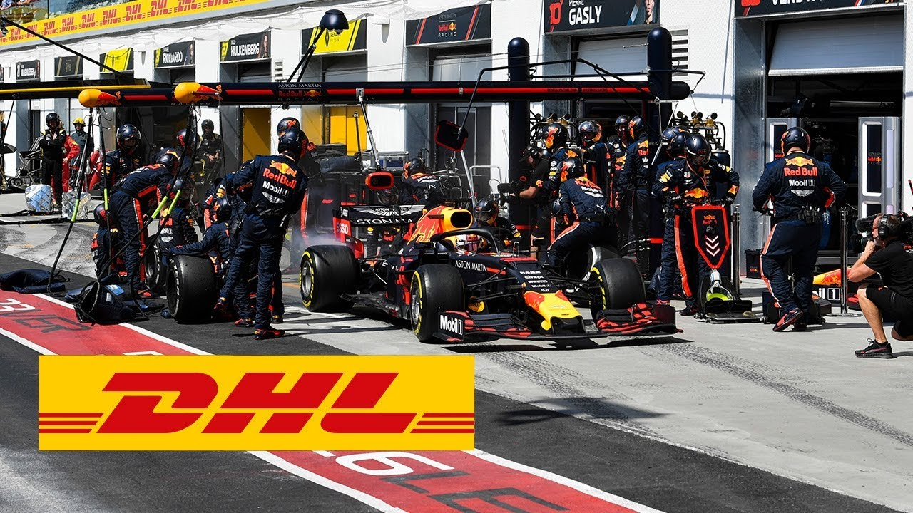 New Formula 1 Pit Stop World Record (1.82s / Red Bull Racing / 2019 Brazilian GP)