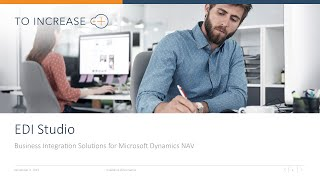 EDI Studio for Microsoft Dynamics NAV