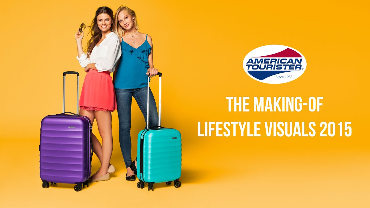 American Tourister Making Of Lifestyle Visuals 2015 Youtube